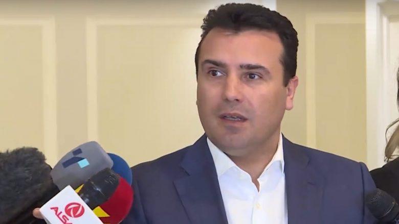 Zaev beson në zgjedhje të suksesshme, në të kundërtën thotë se do të ketë krizë politike