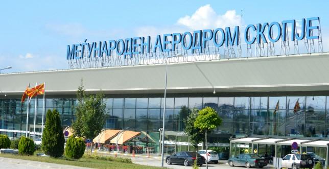 Gjashtë persona pozitiv për coronavirus kanë dashur që të largohen nga Maqedonia, kapen në aeroport