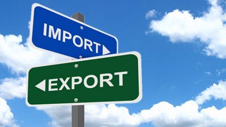 Rënie e eksportit dhe rritje e importit në dy muajt e parë të vitit në Maqedoni
