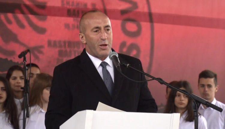 Haradinaj: Nëse BE është për hapjen e çështjes së shqiptarëve në Ballkan, e hapim