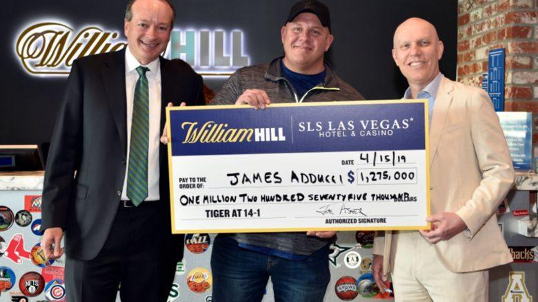 Fitoi 1,2 milion dollarë duke vënë bast për Tiger Woods, tha se ishte hera që kishte vënë bast në sport