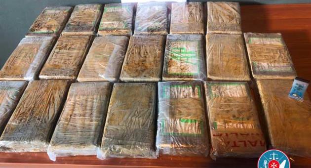 Kapet 10.3 mln euro kokainë në Maltë, mediat: Vinte në Shqipëri