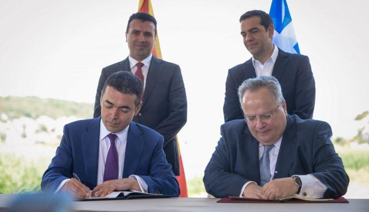 Marrëveshja e Prespës në fokusin e fushatës, BE kërkon të mos përdoret për përplasje politike