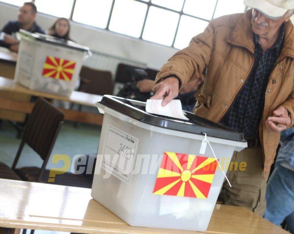 Rezultatet përfundimtare: Reka 77 mijë vota, Siljanovska dhe Pendarovski në garë të ngushtë (Foto)