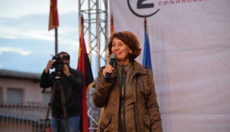 Siljanovska: Është i nevojshëm bashkim i të gjithë qytetarëve dhe dalje masive në zgjedhje