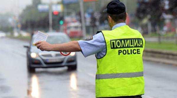 Ndalohet një veturë me marihuanë në autostradën Tetovë-Gosivar