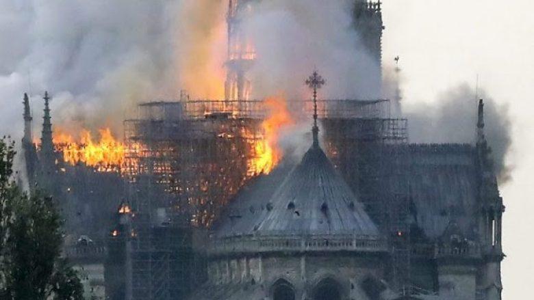 Merkel: Notre Dame, simbol i Francës dhe kulturës tonë evropiane
