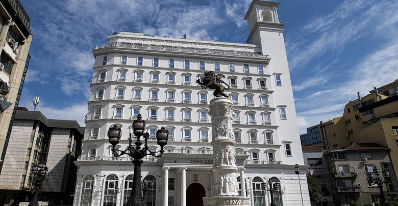 OBRM PDUKM  LSDM po shkatërron Ohrin dhe i ka rrezikuar mbrojtjen nga UNESCO