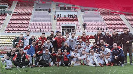 Shkëndija, kampione e Maqedonisë së Veriut