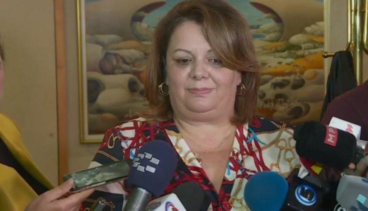 Janeva: Në krye të PSP-së deri në fund të mandatit (video)