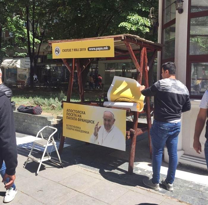 Papa në RMV: Edhe një ditë afat për të siguruar biletë falas për meshën, udhëzimet për atë ditë