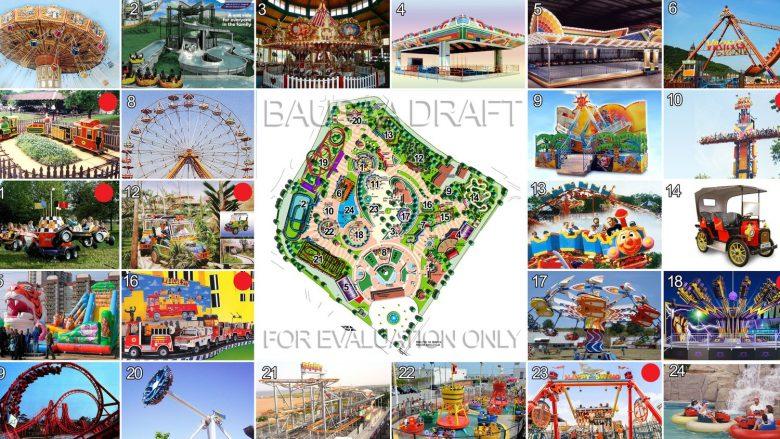 Shkupi më në fund me një park zbavitës (Foto)