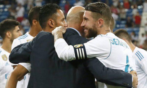 Ky është vendimi i Zidanet për Ramosin!
