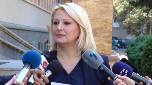 Deputetja Nikollovska thotë se si grup kuvendar do të nisin Ligj për legalizimin e marihuanës