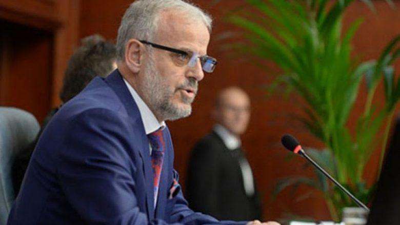 Xhaferi do ta udhëheq delegacionin e Maqedonisë së Veriut në vizitën në Romë