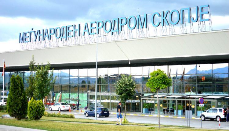 Arrestohet një shtetas i Turqisë në aeroportin e Shkupit