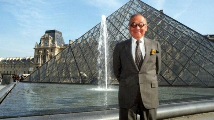 Ndërron jetë në moshën 102 vjeçare arkitekti i piramidës së Louvre-it në Paris