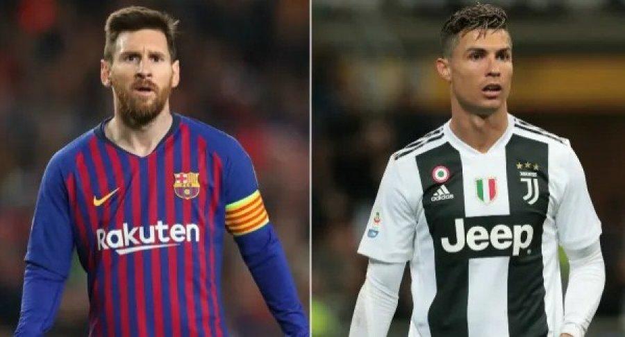 10 futbollistët më të paguar në Evropë