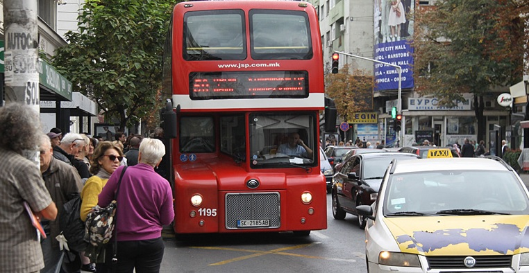 Nga sot, personat me nevoja të veçanta në autobus do të mund të hypin edhe me qen shoqërues