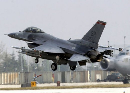 NATO fillon fluturimet mbi Maqedoni