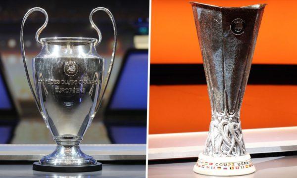 Trondit UEFA, e ndan Ligën e Kampionëve në zona gjeografike