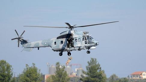 Forcat ajrore greke zhvillojnë teste në hapësirën tonë ajrore
