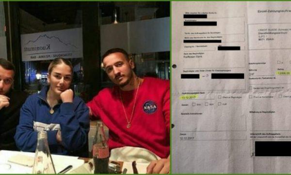 Thellohet skandali: Edhe Getinjo akuzohet se i mori 12 mijë franga nga çifti zviceran