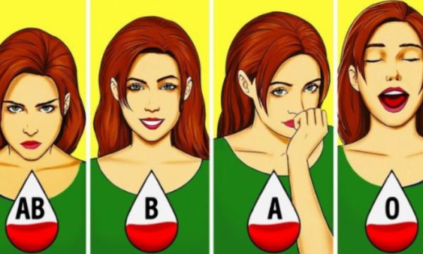 Zbuloni çka fsheh për personalitetin tuaj grupi i gjakut që keni