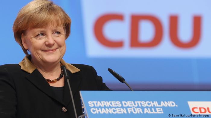 Zgjedhjet evropiane, koalicioni i Merkelit kryeson sondazhet