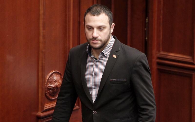 """Skandali me """"drogën"""", dorëhiqet Pavle Bogoevski"""