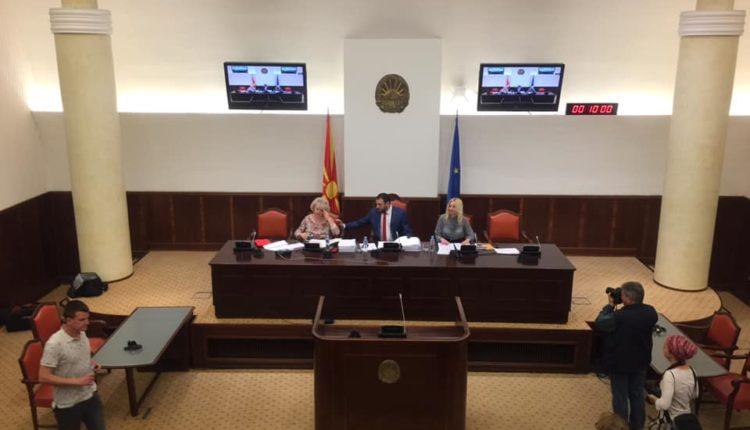 Fillon seanca për mandatin e Gruevskit