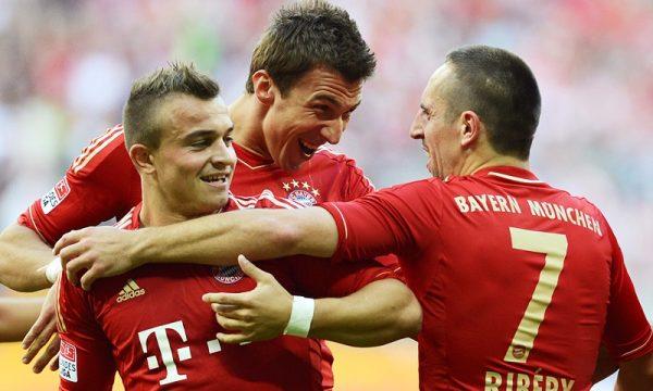 Shaqiri mesazh emocional legjendave të Bayern Munich: Gjithë të mirat vëllezërit e mi