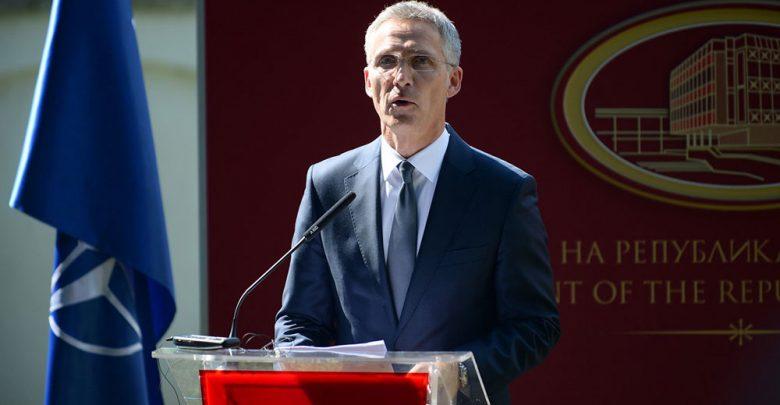 Stoltenberg dhe Këshilli veriatlantik i NATO s vijnë në Shkup