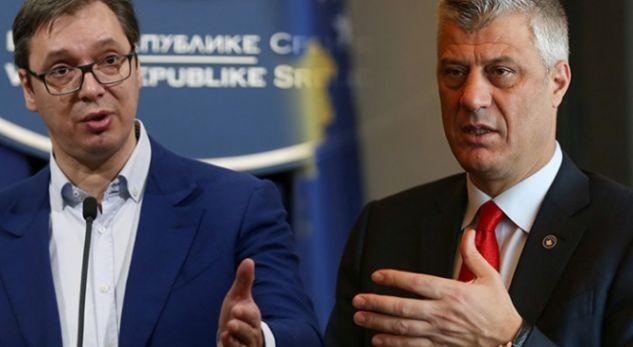 Tensionet në Veri, Thaçi i përgjigjet Vuçiqit për mobilizim të ushtrisë