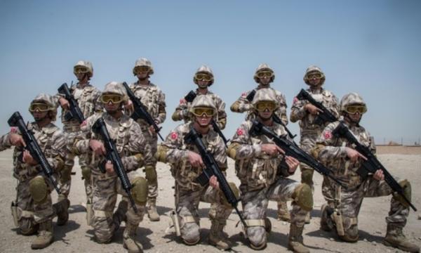 Kjo është ushtria më e madhe në botë