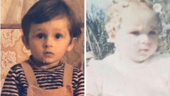Fëmijët në foto, sot ndër çiftet më të pëlqyera shqiptare