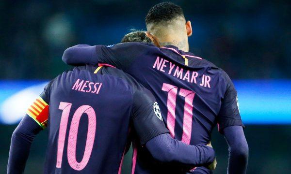 Neymar – Messit: Dua të kthehem në Barcelonë këtë verë