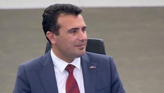 """Zaev merr pjesë në hapjen e autostradës """"Arbën Xhaferi"""""""