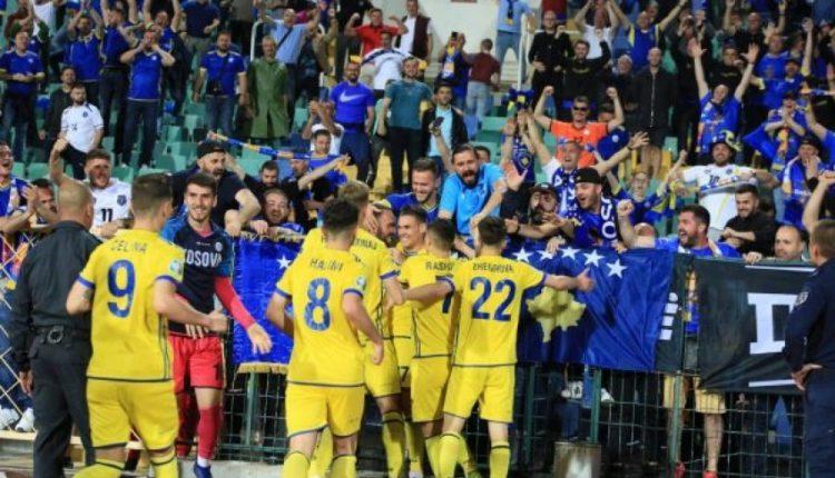 UEFA: Fitorja e parë e Kosovës në kualifikime, vetëm një pikë prapa Anglisë