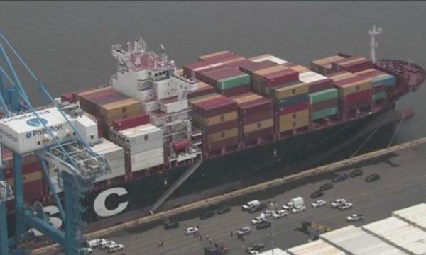 Kapet një sasi rekord prej 16 tonësh kokainë në portin e Filadelfias