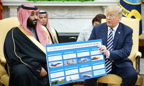 Senati amerikan bllokon shitjen e armëve për Arabinë Saudite