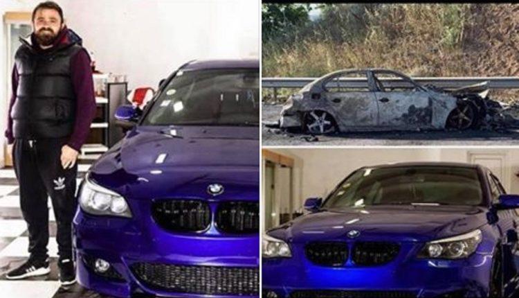 Ky është i riu nga Gostivari që humbi jetën nga aksidenti fatal në qarkoren e Shkupit (VIDEO)