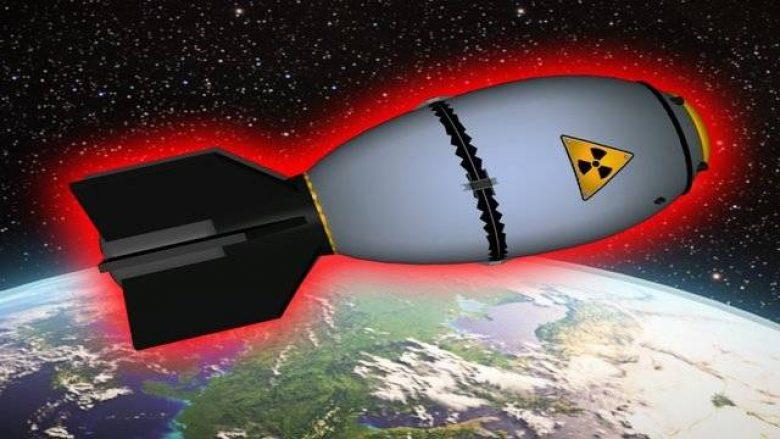 Çka do të ndodhte nëse bomba më e fuqishme bërthamore do të shpërthente në hapësirë? (Video)