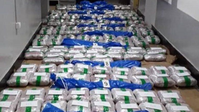 Zbulohen paketime të shumta me drogë në Kalisht të Strugës (Foto)