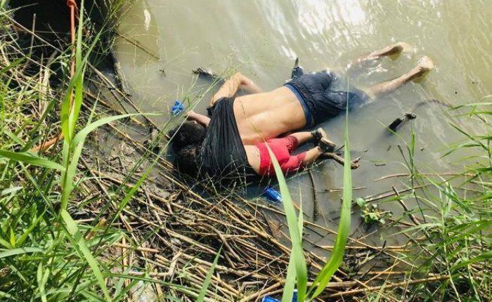 Foto shokuese që trondit botën, Babai me të bijen 2 vjeçe u mbytën të përqafuar