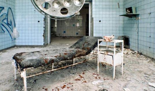 Vendi më i frikshëm në botë: Në këtë spital u shërua Hitleri