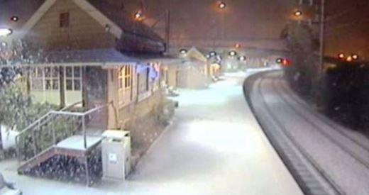 E rrallë në Australi, dëborë dhe akull në Queensland