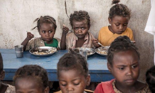 Gati gjysma e vdekjeve të fëmijëve në Afrikë janë si pasojë e urisë