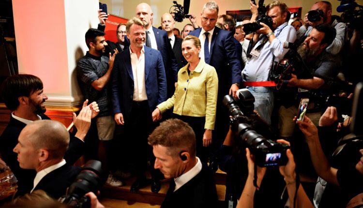 Zgjedhjet në Danimarkë, fitojnë Socialdemokratët