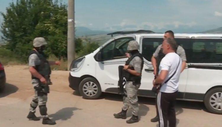 Aksioni në Luboten, Policia Financiare: Presim mirëkuptim nga qytetarët